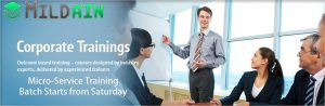 Mobile learning for corporate training