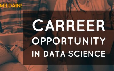 Career Opportunity in Data Science:Boom Vacancy