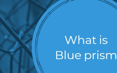 What Is Blue Prism?