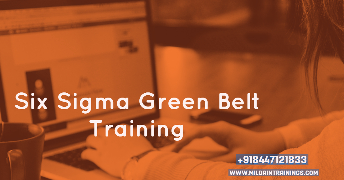Lean Six Sigma Green Belt Certification Training India Us