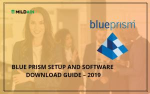 Blue Prism Setup