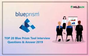 Blue Prism Interview 2019