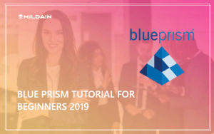 Blue Prism Tutorial