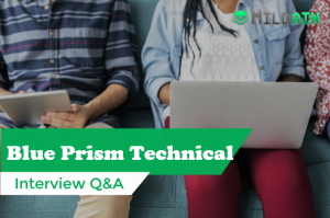 blue prism technical interview questions