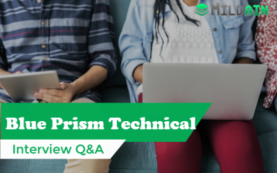 TOP 20 Blue Prism Tool Interview Questions & Answer 2018