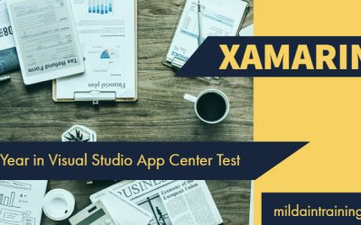 A Year in Visual Studio App Center Test