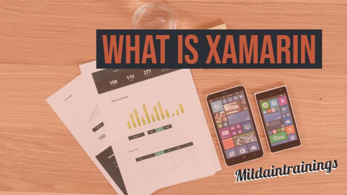 What is Xamarin ?