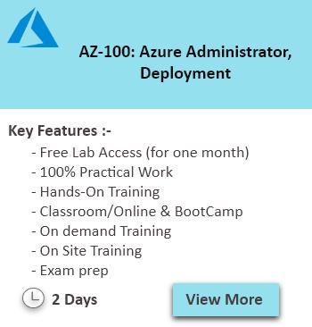 Microsoft Azure Certification | Azure Training Abu Dhabi