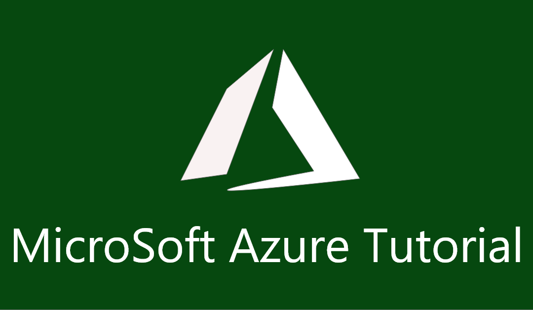 Azure Tutorial
