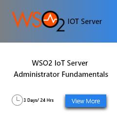 WSO2 IOT