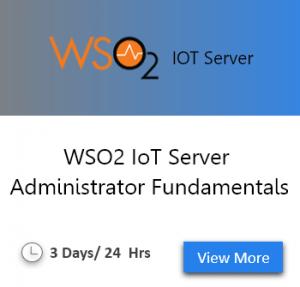 WSO2 IOT Server