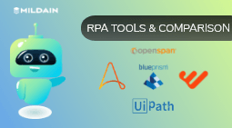 RPA Tools List And Comparison 2019