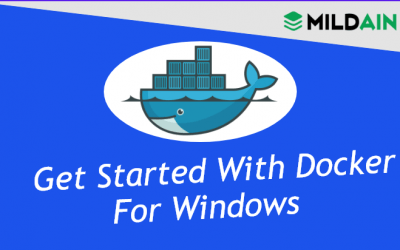 Get started with Docker for Windows