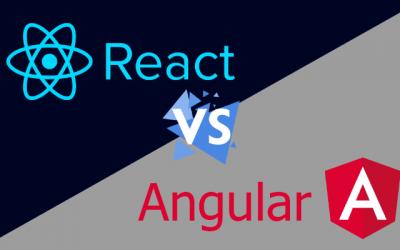 Difference Between React JS Vs Angular JS