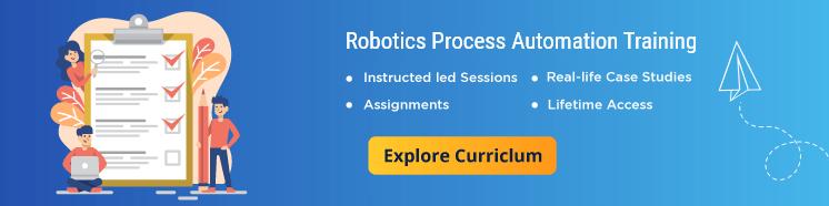 Robotic Process Automation Training Batch