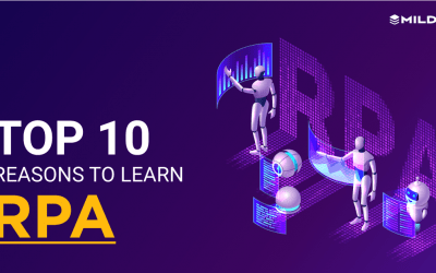 Top 10 Reasons to Learn RPA