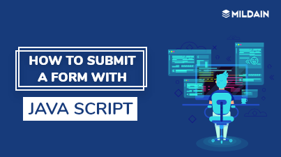 How to submit a form with JavaScript?