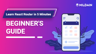 Learn React Router in 5 Minutes – Beginner's Guide