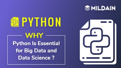 Why Python Is Essential for Big Data and Data Science ?