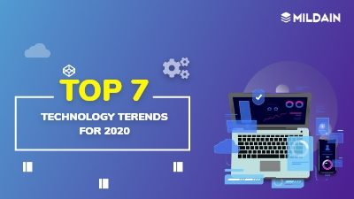 Top 7 Technology Trends for 2020